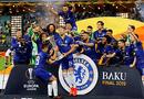 """Bóng đá - Chelsea """"hủy diệt"""" Arsenal 4-1, lên ngôi Europa League ở Baku"""