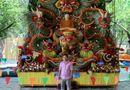 Tư vấn - Nghệ nhân Nguyễn Minh Thuận: Người thổi hồn vào nghệ thuật tạo hình bằng hoa quả phương Nam
