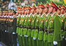 Tin trong nước - Chế độ, chính sách đối với sĩ quan, hạ sĩ quan Công an nhân dân