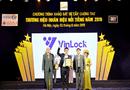 Xã hội - Vinlock tự hào vinh danh top 10 thương hiệu nổi tiếng 2019