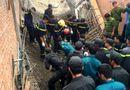 Tin trong nước - Sập giàn giáo công trình, chủ thầu tử vong tại chỗ, công nhân bị thương nặng