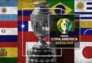 Lịch thi đấu và trực tiếp Copa America 2019