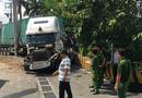 Tin trong nước - Tin tức tai nạn giao thông mới nhất 15/6/2019: Tạm giữ tài xế container đâm ô tô, 5 người chết