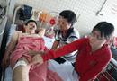 Tin trong nước - Bệnh nhân ở Cà Mau gãy đốt sống ngực, bệnh viện phẫu thuật nhầm cẳng chân