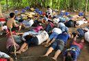 An ninh - Hình sự - Trinh sát tổ chức vây bắt trường gà của băng nhóm giang hồ Vĩnh Long