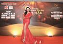 Xã hội - Hoa hậu Huỳnh Trâm nổi bật trong đêm bán kết