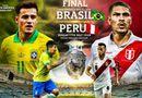 Thể thao - Tin tức thể thao mới - nóng nhất hôm nay 7/7/2019: Lịch thi đấu chung kết Copa America 2019 Brazil - Peru