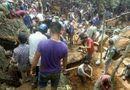 Tin trong nước - Yên Bái: Hàng nghìn người dân đổ lên núi tìm kiếm viên đá trị giá 5 tỷ đồng