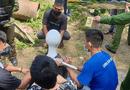 An ninh - Hình sự - Vụ nữ sinh giao gà bị sát hại ở Điện Biên: Vương Văn Hùng diễn lại hành vi tội ác