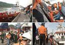 Tin trong nước - Đã xác định được danh tính 3 thuyền viên trong vụ chìm tàu cá gần đảo Bạch Long Vĩ