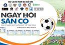 Tài chính - Doanh nghiệp - Ngày hội sắc màu trên sân cỏ  tại khu liên hợp thể thao Thanh Hà