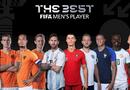 Thể thao - Tin tức thể thao mới  nhất hôm nay 1/8: FIFA công bố top 10 cầu thủ xuất sắc nhất thế giới 2019