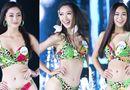 Giải trí - Ngắm đường cong quyến rũ của Top 5 Người đẹp biển Miss World Vietnam 2019