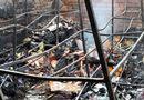 Tin trong nước - Hà Tĩnh: Hỏa hoạn lớn trong đêm ở chợ Voi