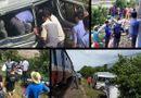 Tin trong nước - Điểm danh hàng loạt vụ tai nạn đường sắt nghiêm trọng trong 7 tháng đầu năm 2019
