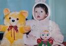 Giải trí - Ảnh thời thơ ấu cực đáng yêu của Hoa hậu Lương Thuỳ Linh khiến dân mạng xuýt xoa