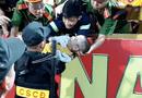 Việc tốt quanh ta - Người đầu tiên phát hiện bé trai co giật trên sân Thiên Trường kể lại giây phút nghẹt thở