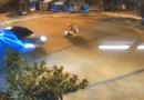 """Tin trong nước - Tài xế Mercedes """"làm xiếc"""" giữa ngã tư rồi tông vào quán nhậu ở Đà Nẵng bị phạt hơn 41 triệu đồng"""