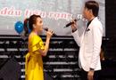 """Video-Hot - Quốc Trường, Bảo Thanh khoe giọng hát ngọt ngào khi song ca """"Cơn mưa tình yêu"""""""
