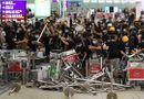 Tin thế giới - Trung Quốc ra lệnh ngăn cản người gây rối tại Sân bay quốc tế Hong Kong