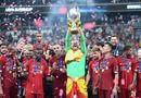 Thể thao - Liverpool giành Siêu cúp châu Âu sau màn rượt đuổi tỷ số và loạt sút luân lưu nghẹt thở