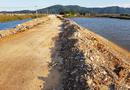 Thị trường - Dự án tu bổ, nâng cấp tuyến đê sông De: Dùng đất thải để đắp đê?