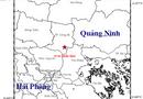 Tin trong nước - Xảy ra động đất 3,2 độ richter tại Quảng Ninh