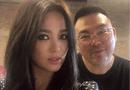 Tin tức giải trí - Sau ly hôn, Song Hye Kyo trang điểm đẹp lạ làm người hâm mộ khen ngợi hết lời