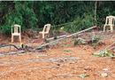 Tin trong nước - Tháo dỡ cột ăng ten, 2 kỹ thuật viên Đài PTTH huyện Tuyên Hoá rơi xuống đất tử vong