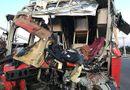 Tin trong nước - Vụ va chạm 2 xe khách làm hơn 40 người thương vong: Ô tô tăng tốc trước khi xảy ra tai nạn