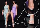 """Xuất hiện \""""ngón chân thứ 6\"""" tố lỗi photoshop trong ảnh của chị em nhà Kardashian"""