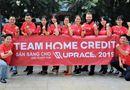 Truyền thông - Thương hiệu - Hơn 1000 nhân viên Home Credit tham gia chạy vì cộng đồng