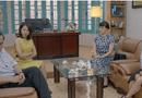 """Tin tức giải trí - Những nhân viên gương mẫu tập 9: Đã tìm ra """"cô gái vàng trong làng thảo mai"""" giúp sếp """"giải quyết"""" gọn 2 bà vợ"""