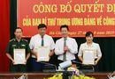 Tin trong nước - Công bố quyết định của Ban Bí thư Trung ương Đảng về công tác cán bộ