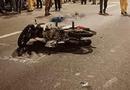 Tin trong nước - Trích xuất camera, truy tìm ô tô gây tai nạn khiến 3 người nguy kịch rồi bỏ trốn