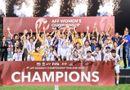 Tin trong nước - Thủ tướng Nguyễn Xuân Phúc chúc mừng đội tuyển bóng đá nữ Việt Nam