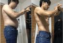 Chuyện học đường - Chỉ luyện tập 4 phút mỗi ngày, thầy giáo Nhật Bản sở hữu cơ bụng 6 múi đáng ngưỡng mộ