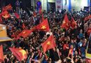 Tin trong nước - Hà Nội: Huy động cảnh sát trực chiến chống đua xe sau trận Việt Nam - Thái Lan