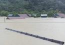Tin trong nước - Quảng Bình: Xót xa cảnh lũ dâng cao, hàng nghìn ngôi nhà chìm trong biển nước