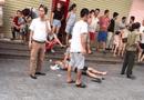 Tin trong nước - Nhân chứng vụ nổ ở chung cư Linh Đàm: Tiếng nổ rất lớn kèm mùi khét bốc ra