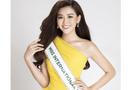 Tin tức giải trí - Ngắm nhan sắc ngày càng xinh đẹp, rạng rỡ của Á hậu Tường San trước thềm Miss International 2019