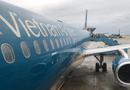 Tin trong nước - Va chạm với chim ở vận tốc hơn 400km/h, máy bay Vietnam Airlines bị móp mũi, hỏng radar