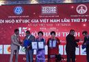 Xã hội - Doanh nhân Lê Thị Giàu nhận giải thưởng cống hiến kỷ lục Việt Nam