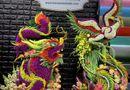 Xã hội - Nghệ thuật tạo hình kết tráp từ tinh hoa nông sản Việt