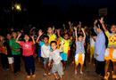 Xã hội - Bình Tây gửi yêu thương tới nhà lưu trú sắc tộc Teresa