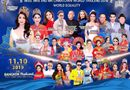 Cần biết - Ông trùm MXH A Tuân & Hoa hậu Nguyễn Gia Trân ngồi ghế nóng Hoa Hậu - Nam Vương tại Thái Lan