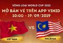 """Bóng đá - Vé trận Việt Nam- Malaysia """"hết"""" veo sau 5 phút?"""