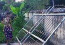Tin trong nước - Xót xa bé 3 tuổi tử vong vì bị cửa sắt 200kg đè
