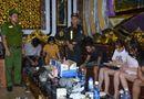 Tin trong nước - Gần 100 cảnh sát đột kích quán karaoke, phát hiện 32 đối tượng dương tính ma túy