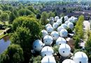 Tin thế giới - Ngôi làng nổi tiếng với những ngôi nhà hình cầu như của người ngoài hành tinh